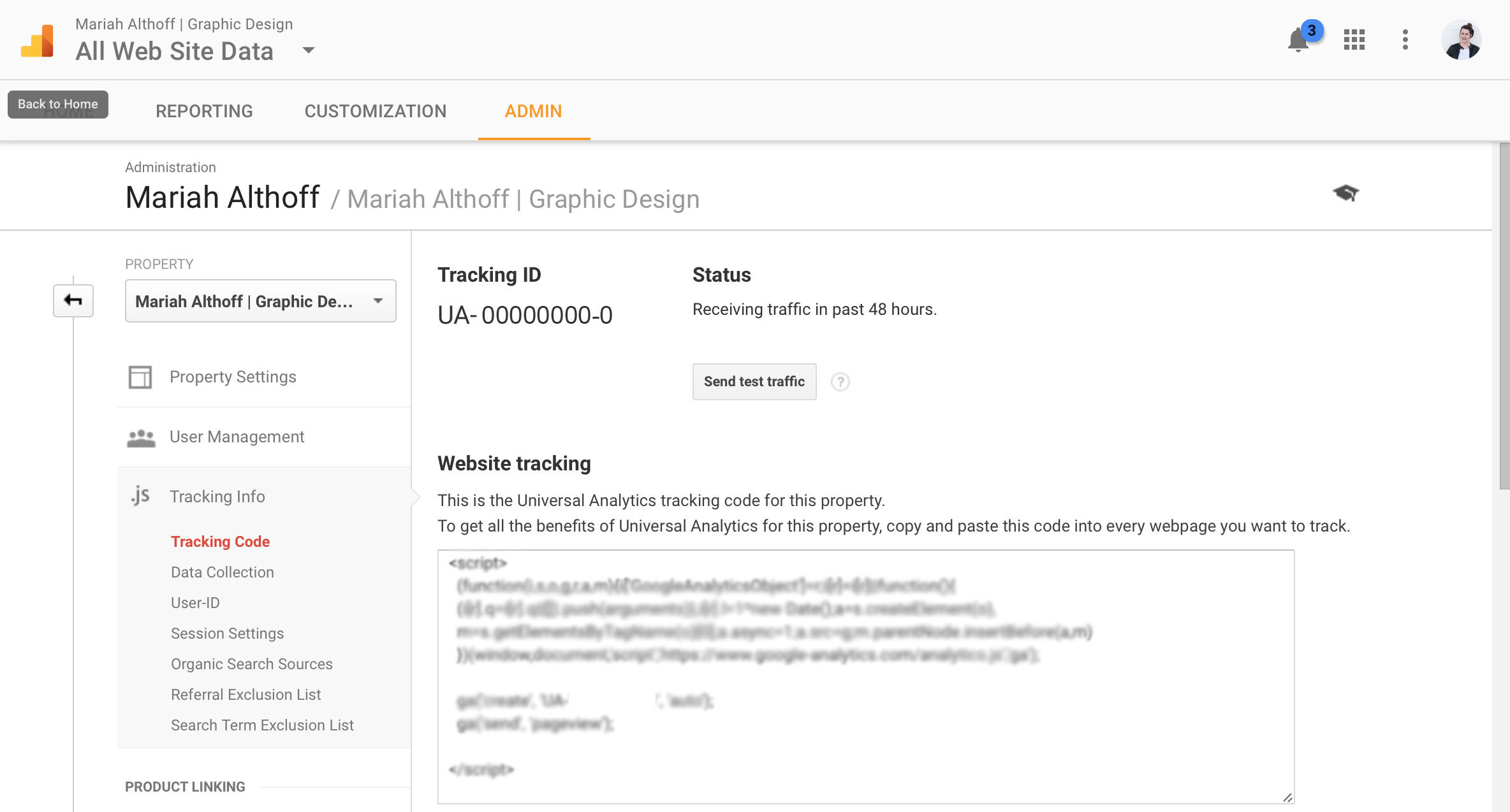 How to set up Google Analytics in Squarespace