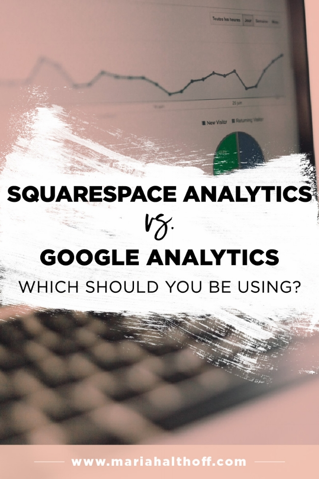 Should you be using Google Analytics on your Squarespace site, even though Squarespace has its own analytics dashboard? You should probably be using both, but for different reasons. Read on to learn how to utilize both to your advantage.