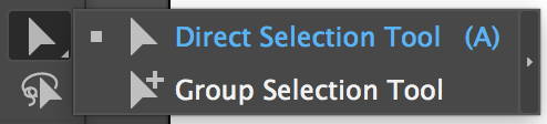 Adobe Illustrator Tools – Direct Selection Tool and Group Selection Tool