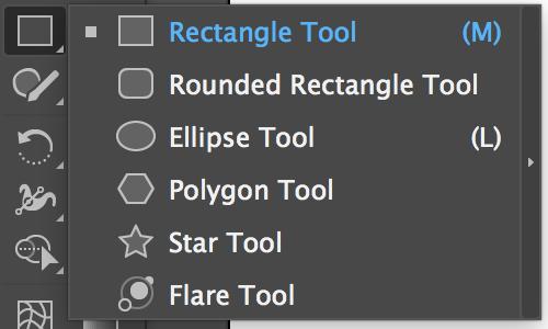 Adobe Illustrator Tools – Rectangle Tool, Ellipse Tool, Polygon Tool, Star Tool
