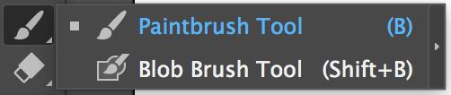 Adobe Illustrator Tools – Paintbrush Tool