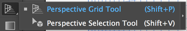 Adobe Illustrator Tools – Perspective Grid Tool, Perspective Selection Tool