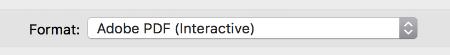 Insert Checkbox Interactive PDF InDesign