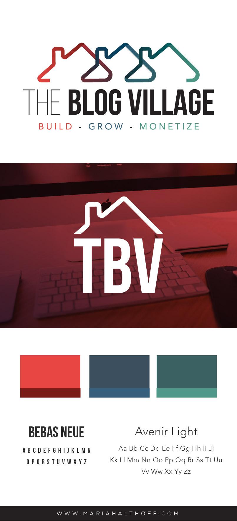 Blog logo design, blog brand design,graphic design,