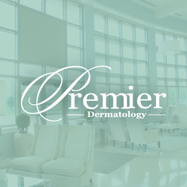 Premier Dermatology<strong>Logo, Brand and Print Design</strong>