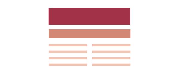Hierarchy – Graphic Design Principle