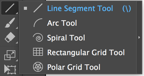 Line Tool – Illustrator Tools