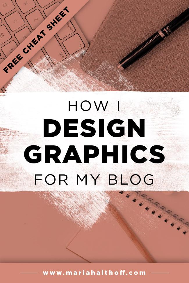 How I use Adobe Illustrator to design graphics for my blog.