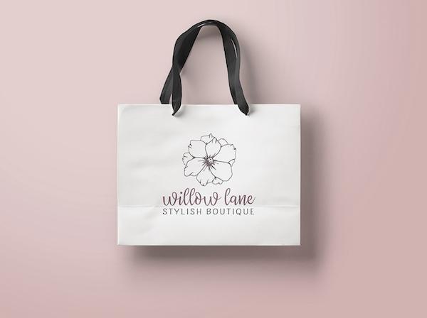Feminine Logo and Branding Pack