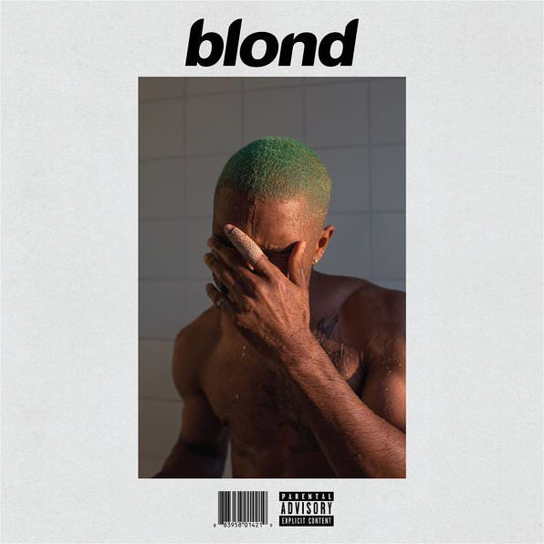 "The use of ""blond"" and ""blonde"" represents the male and female, respectively, a concept explored throughout the album."