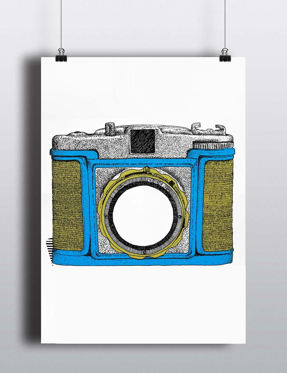 Camera Blue Gold.jpg