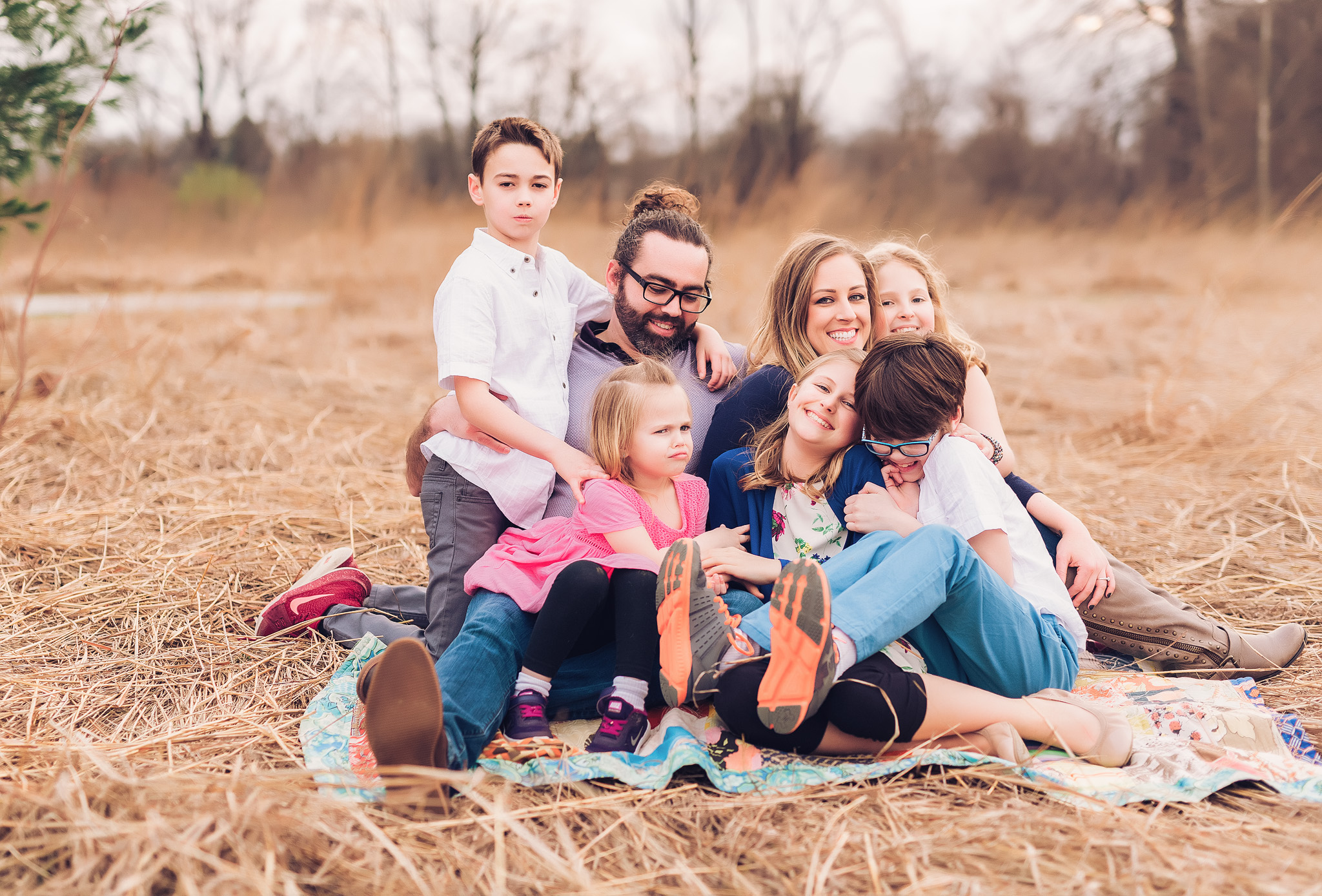 Family Photography | Rhiannon Loyd Photography | Carmel Indiana