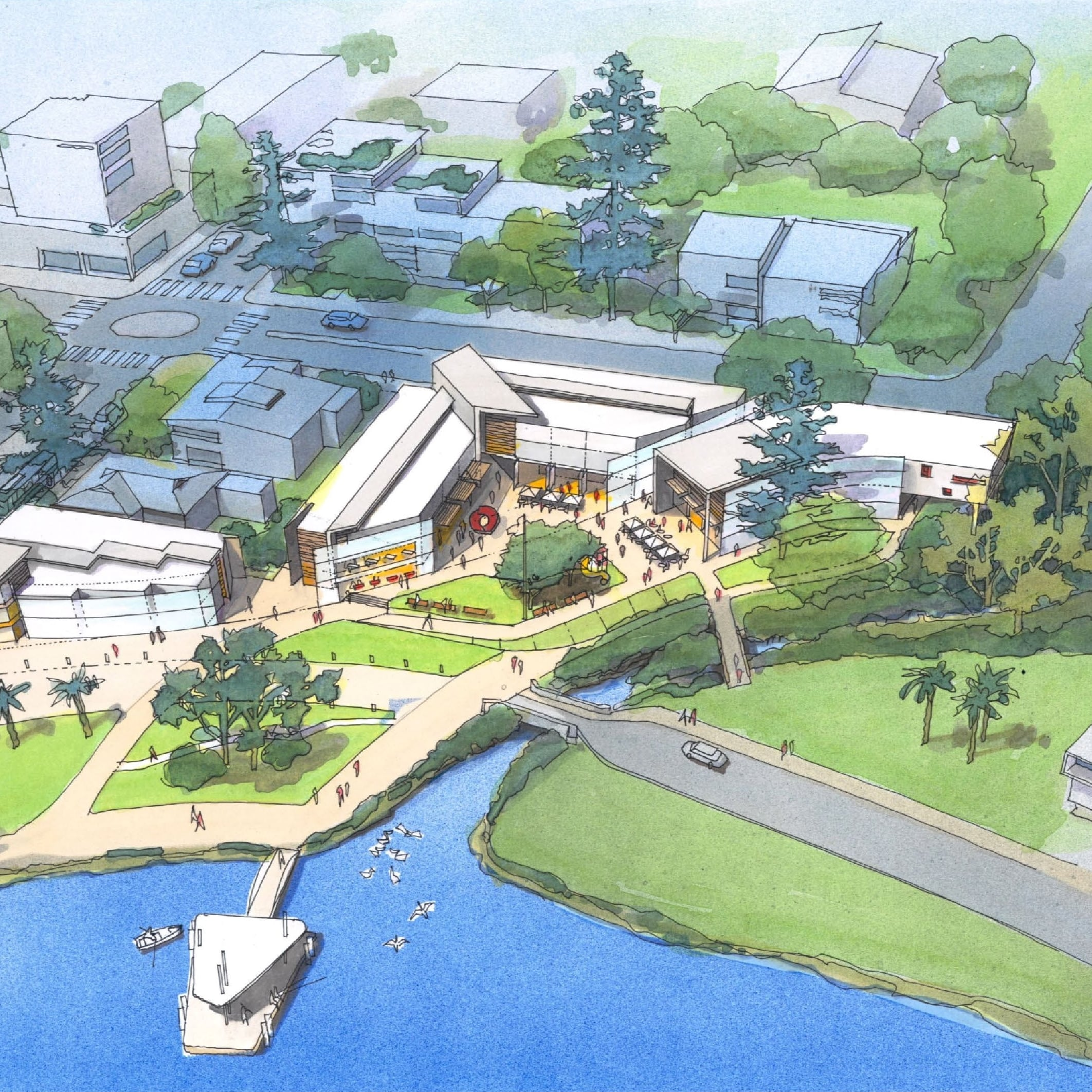 Forster Civic Centre Master Plan