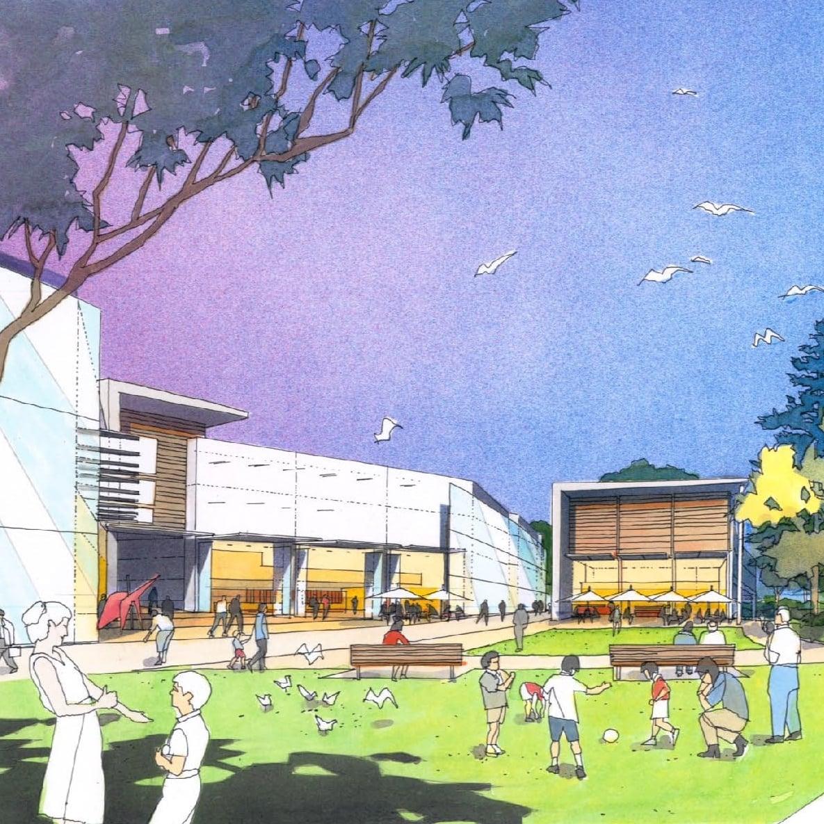 Crown Harbour Master Plan