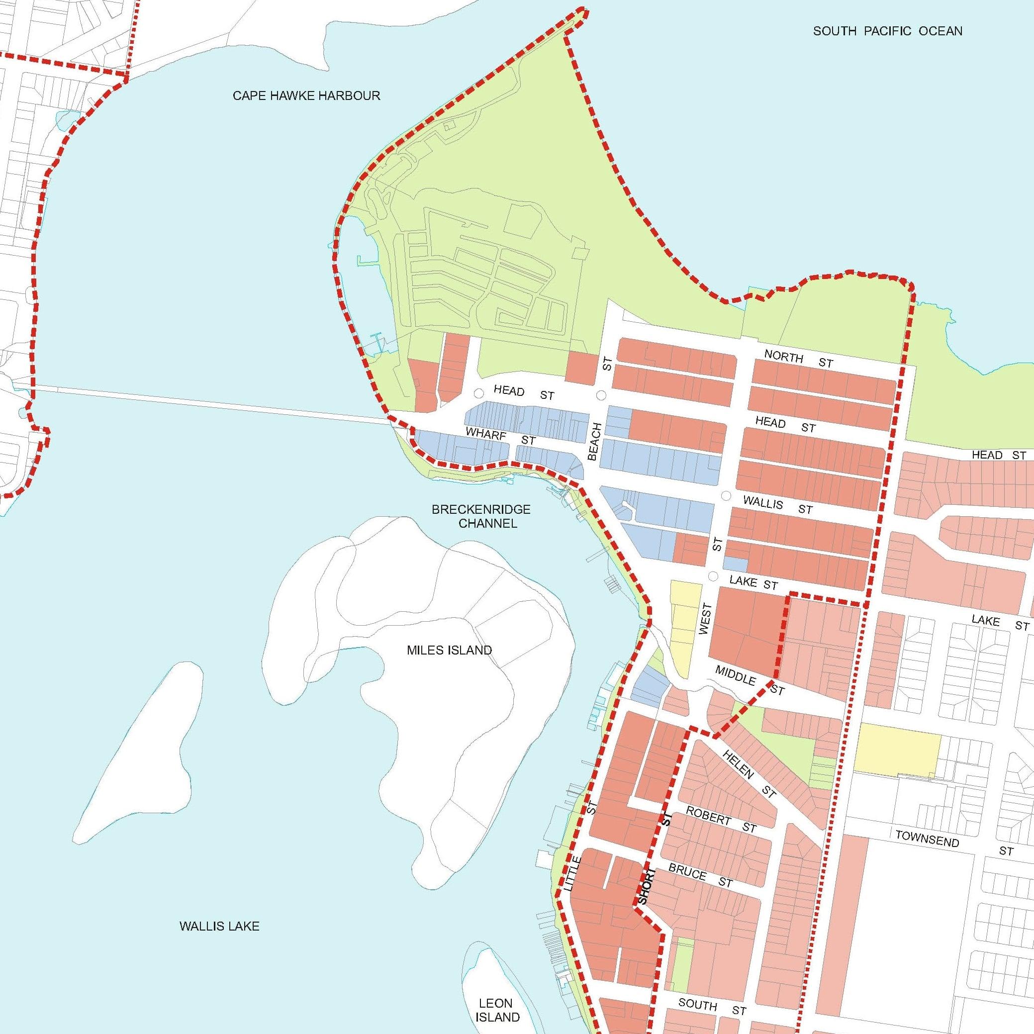 Forster Development Control Plan
