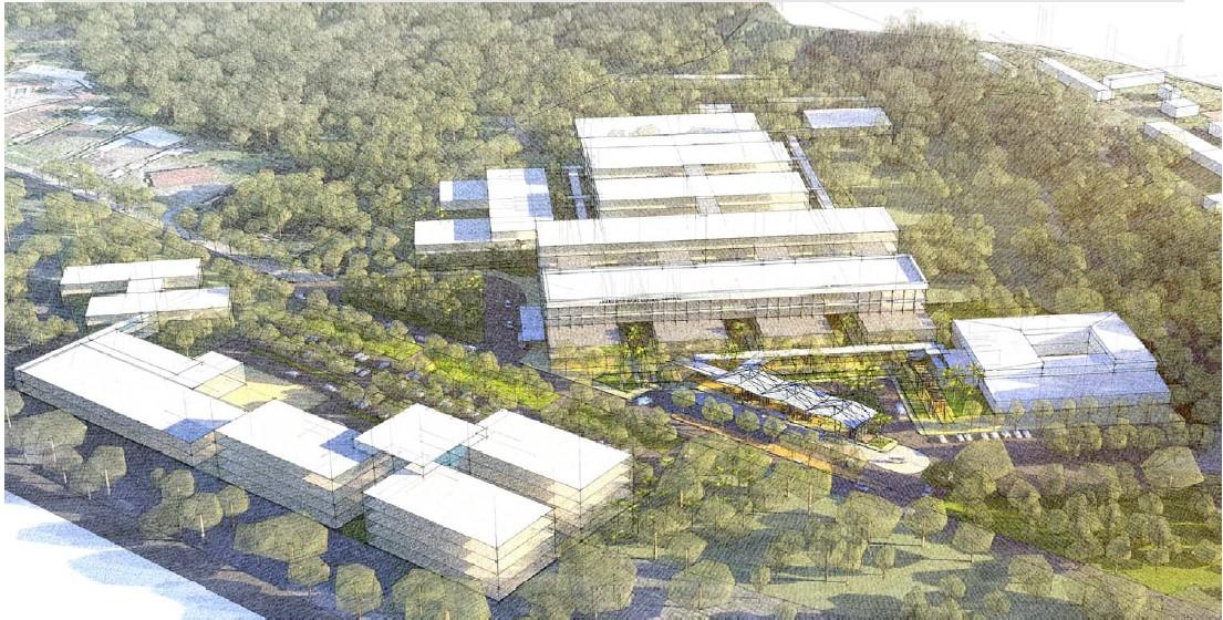 Angau Hospital EIA