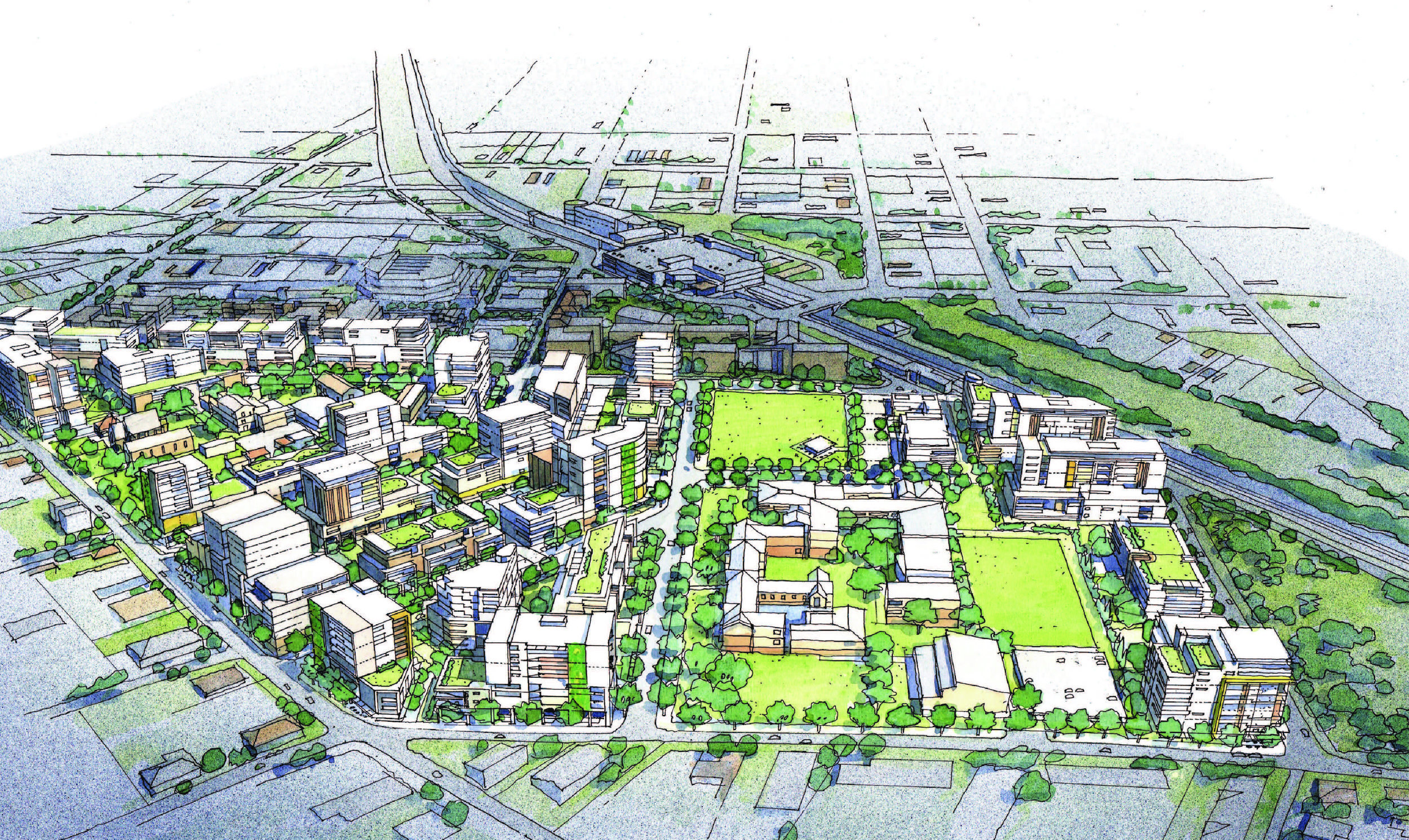 Kogarah North Precinct Master Plan