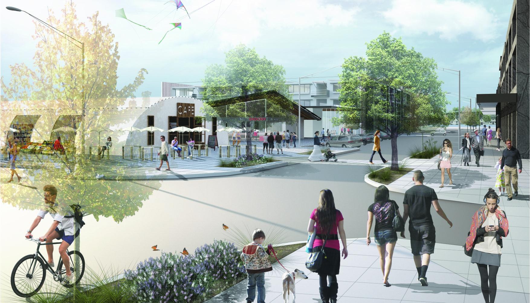 Ourimbah Town Centre Master Plan