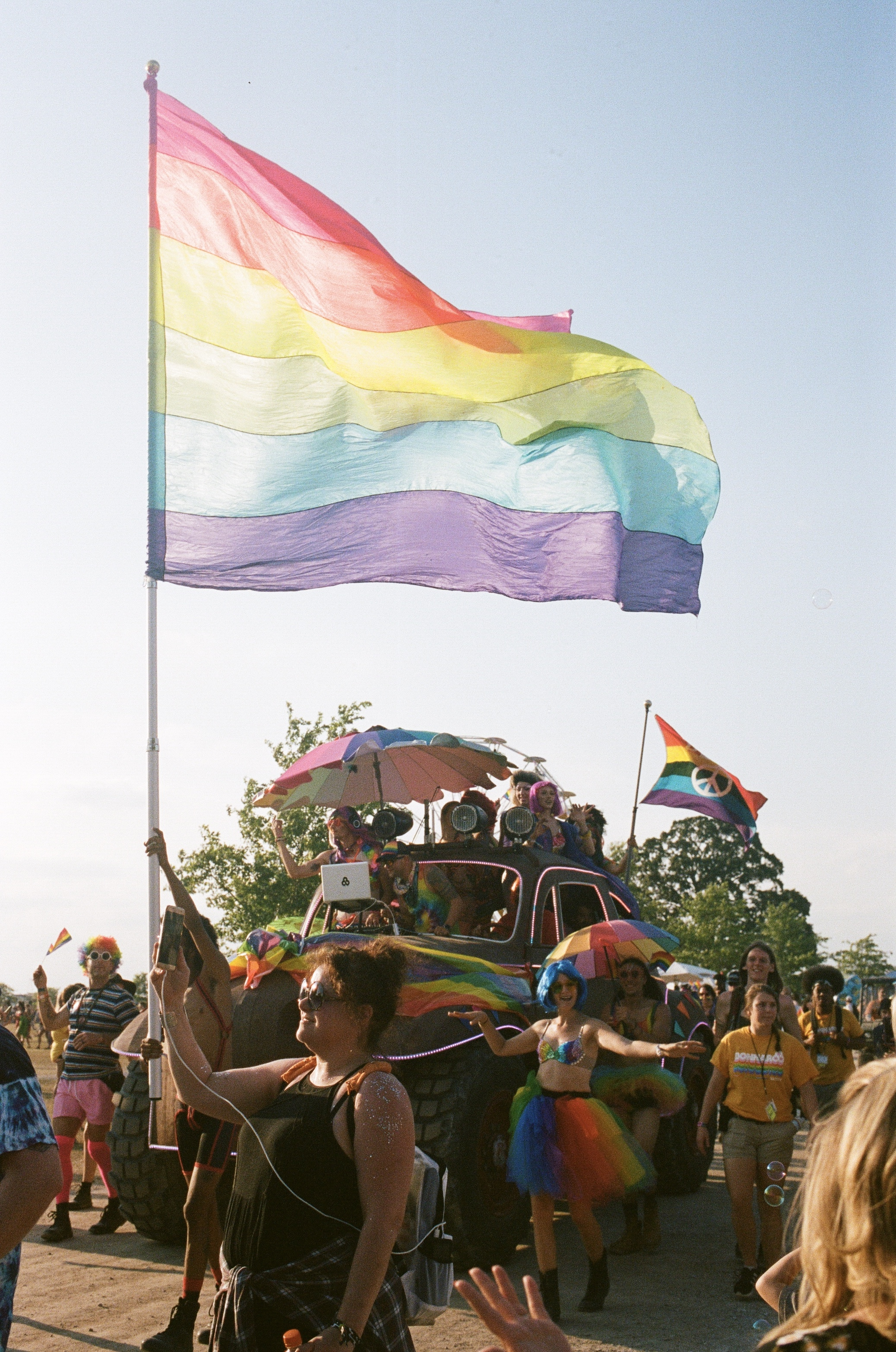 Pride at Bonnaroo