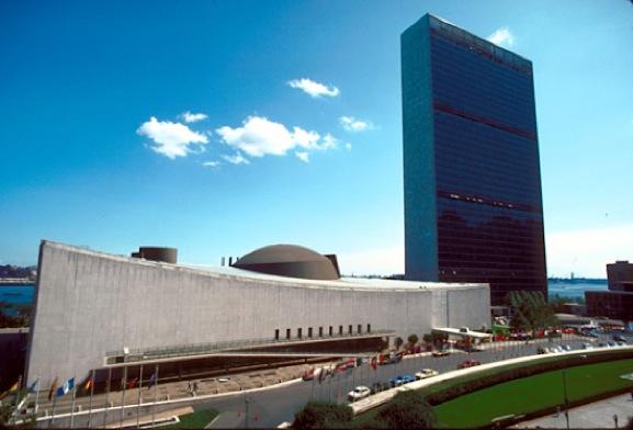 UN HQ