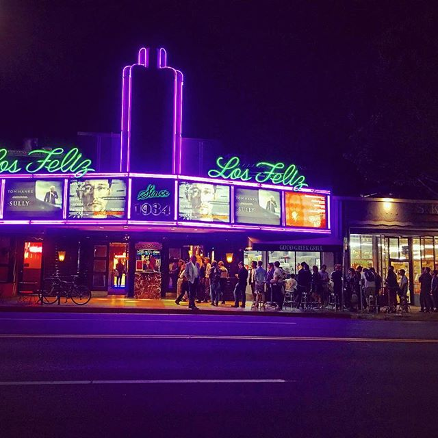 Thank you all so very much for coming out to the Los Angeles premiere! #spaghettiman #independentfilm