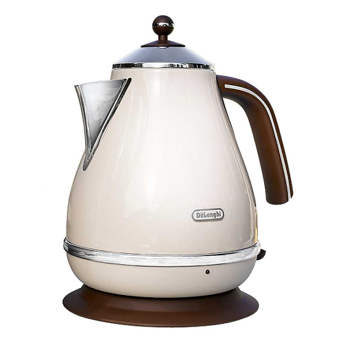 Icona Vintage Style Kettle  for in-room, morning tea