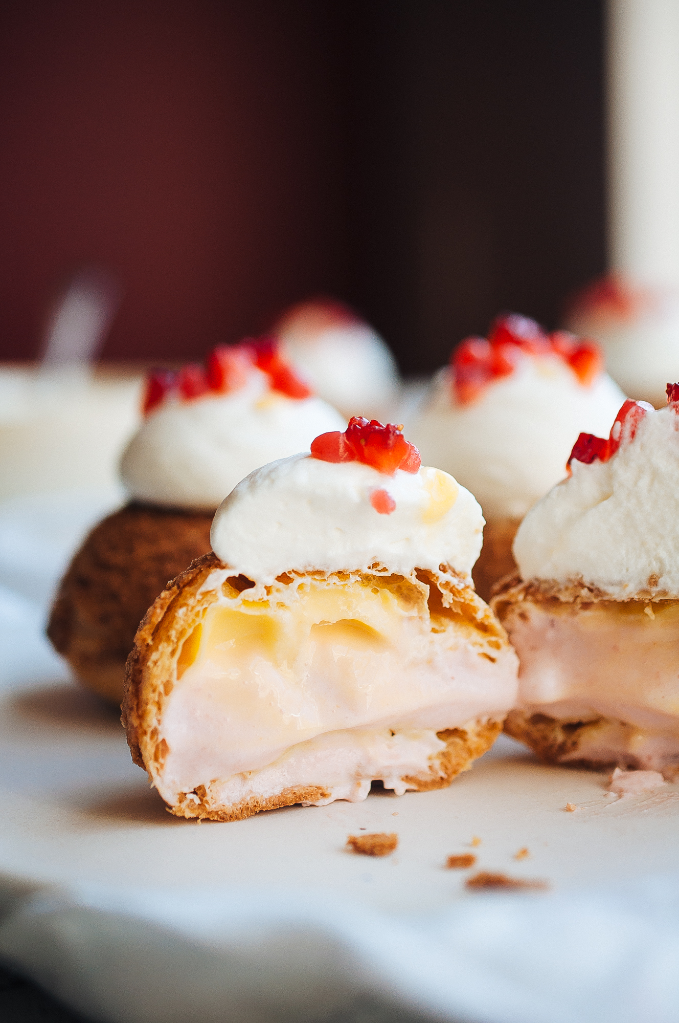 Strawberry passion fruit cream puffs 15.jpg