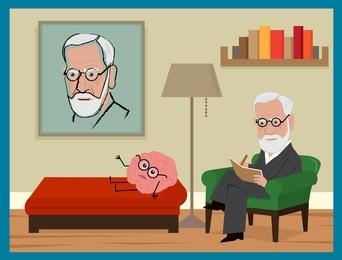 sigmund freud animation, counseling columbia mo