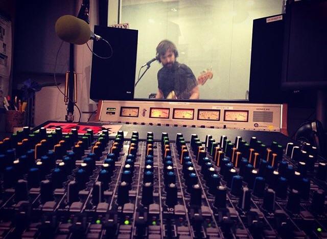 live on KALX on UC Berkeley
