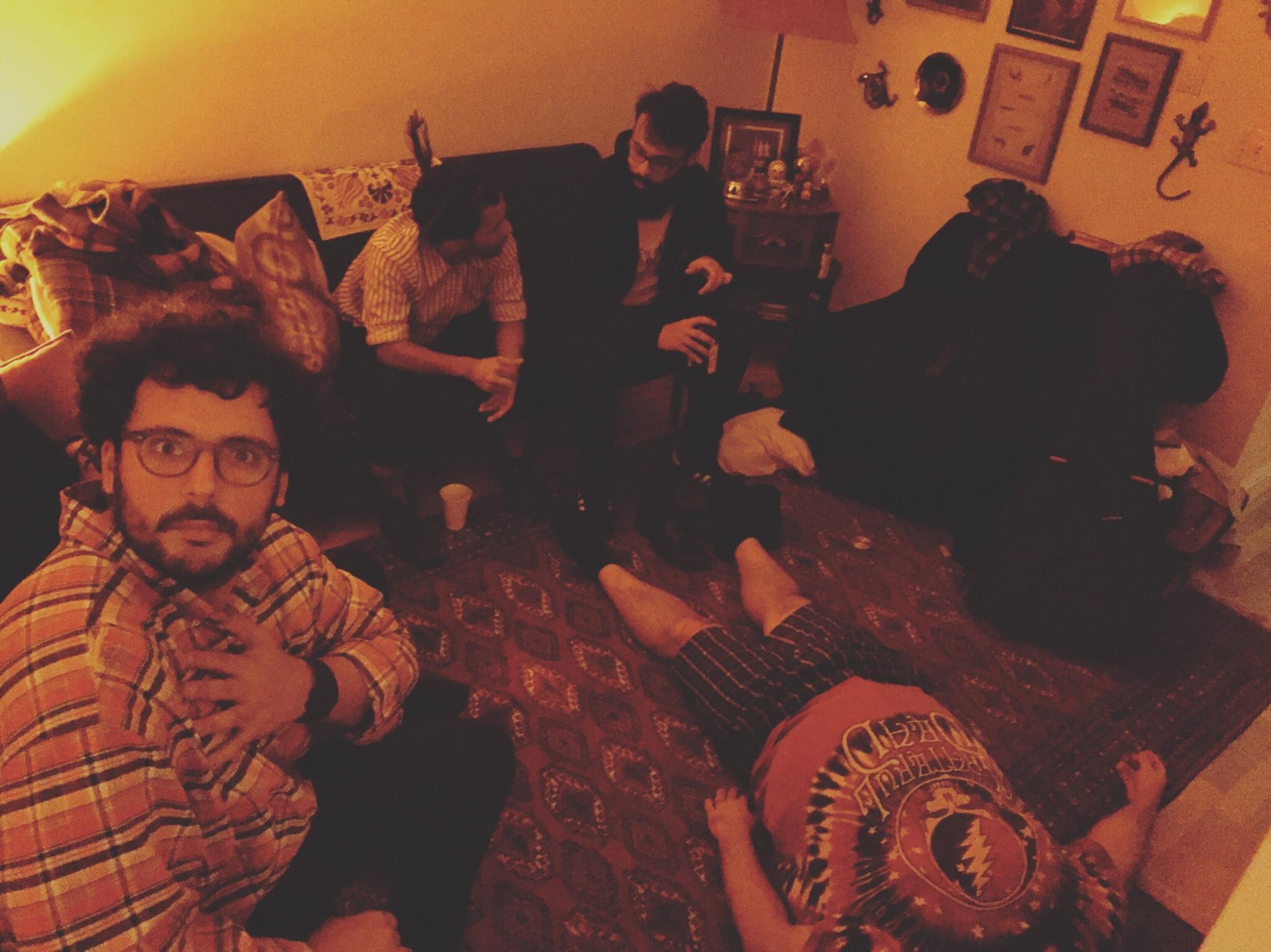 SF parties