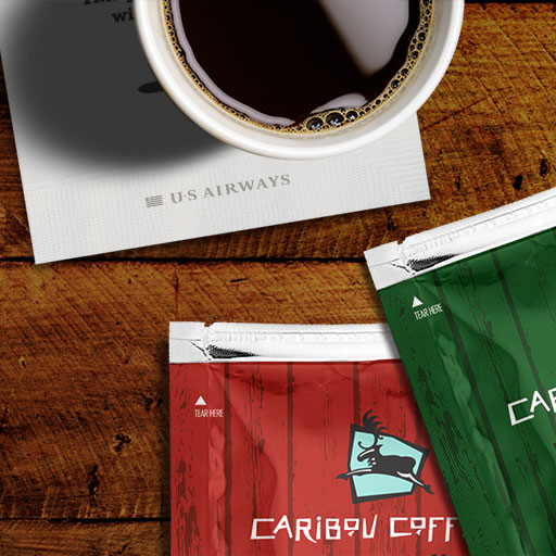 Caribou Coffee   Product Lauch Campaign
