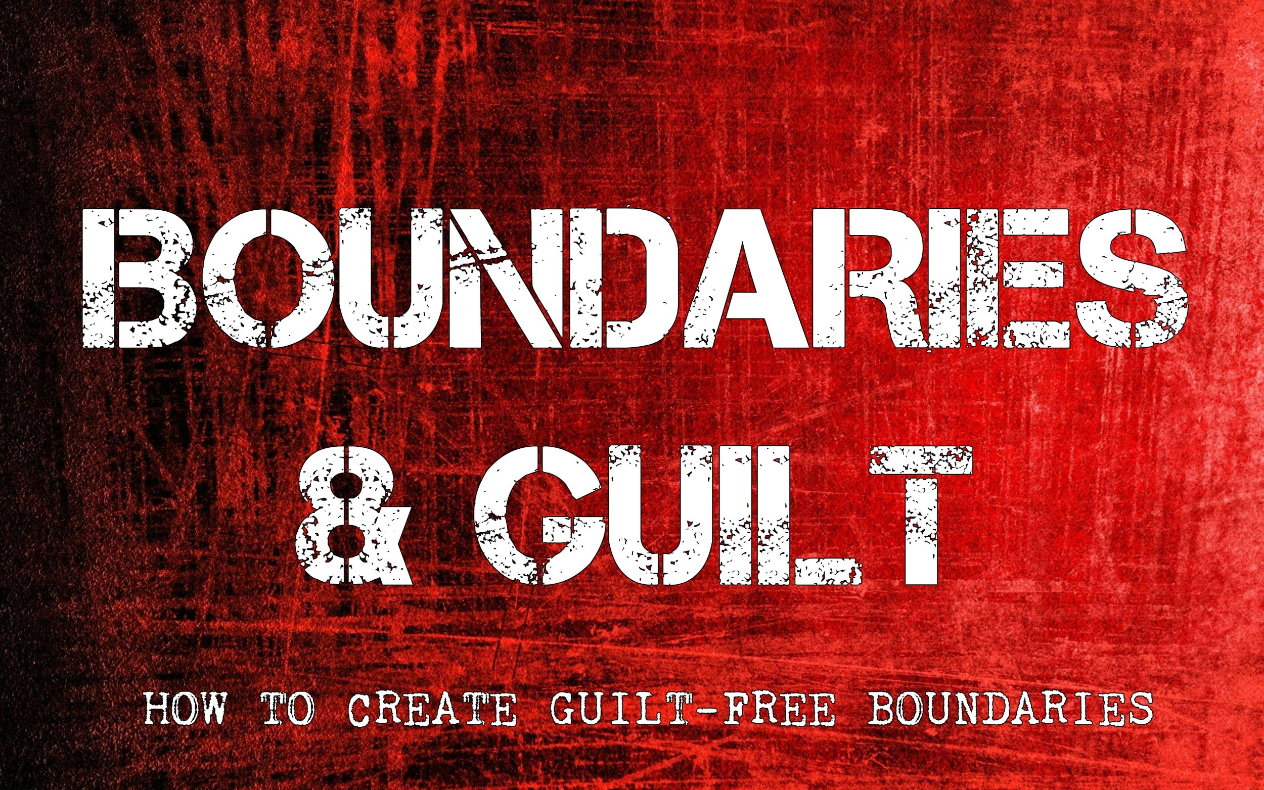 boundaries guilt.jpg