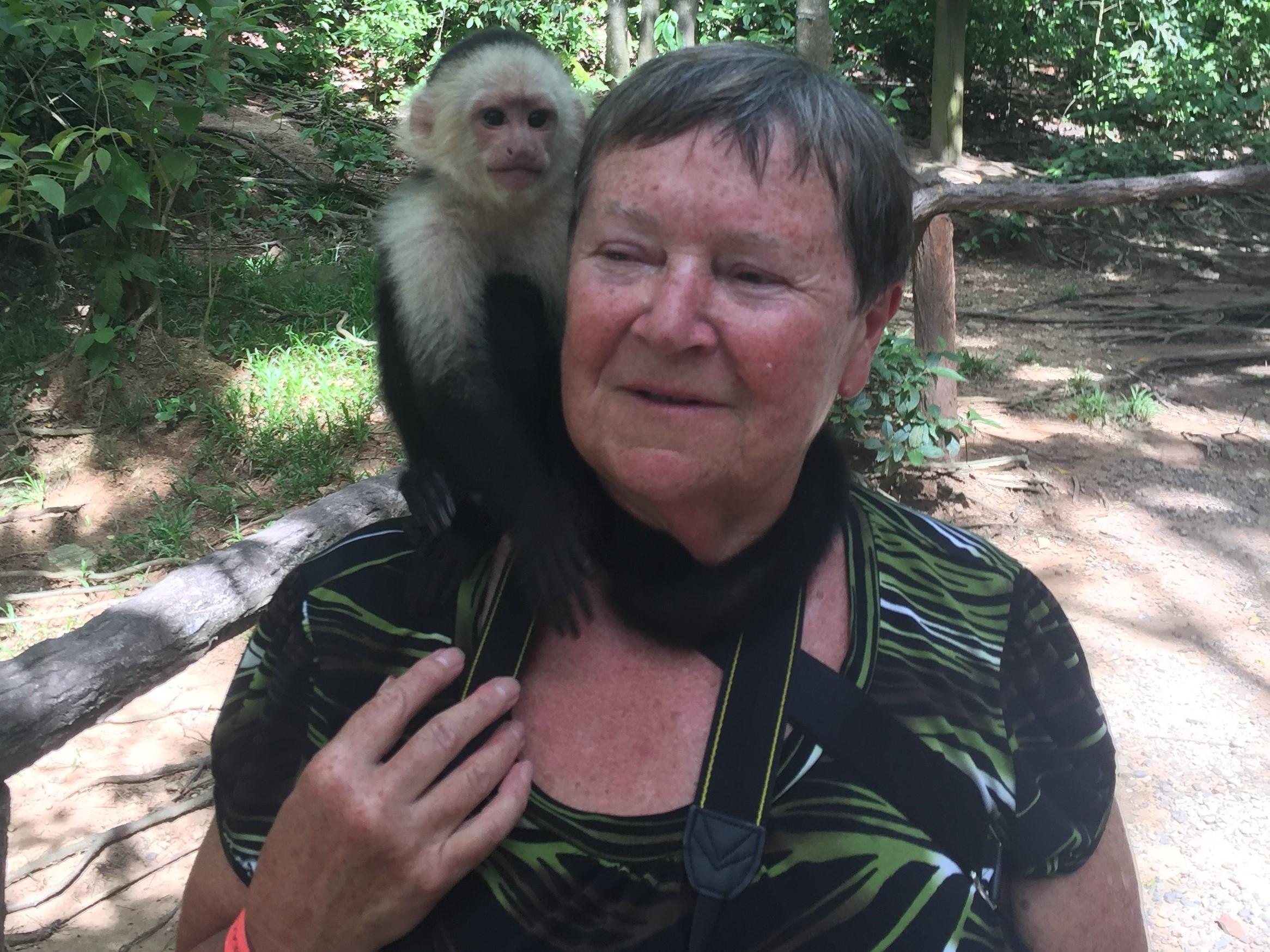 Monkey Refuge, Gumbalimba Preserve