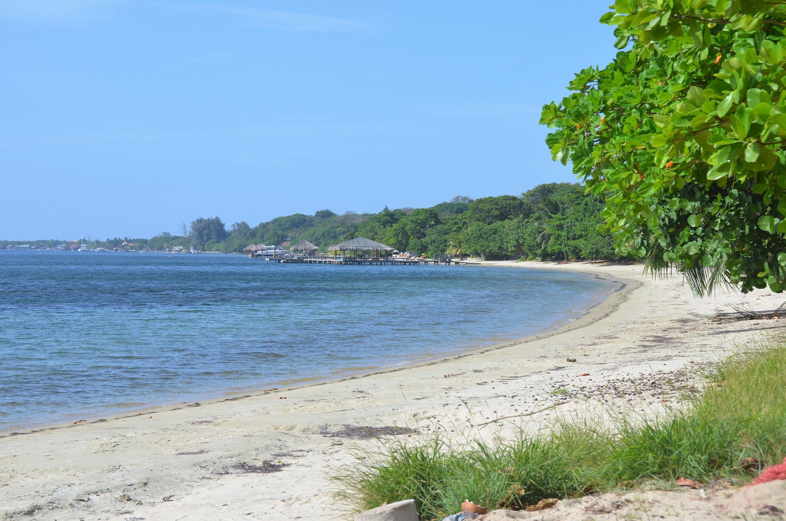 Tabyana Beach, Gumbalimba Preserve