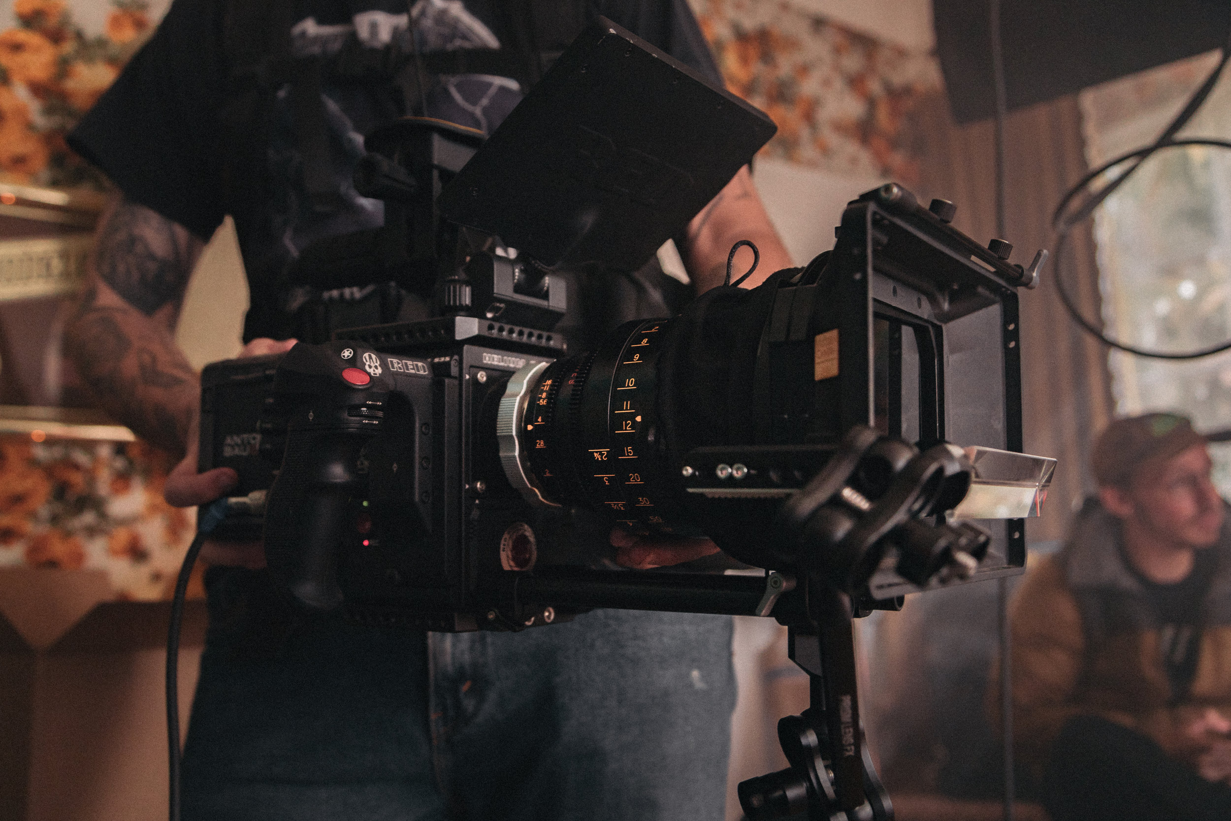 """Video Production - The following is placeholder text known as """"lorem ipsum,"""" which is scrambled Latin used by designers to mimic real copy. Nullam sit amet nisi condimentum erat iaculis auctor. Mauris egestas at nibh nec finibus."""