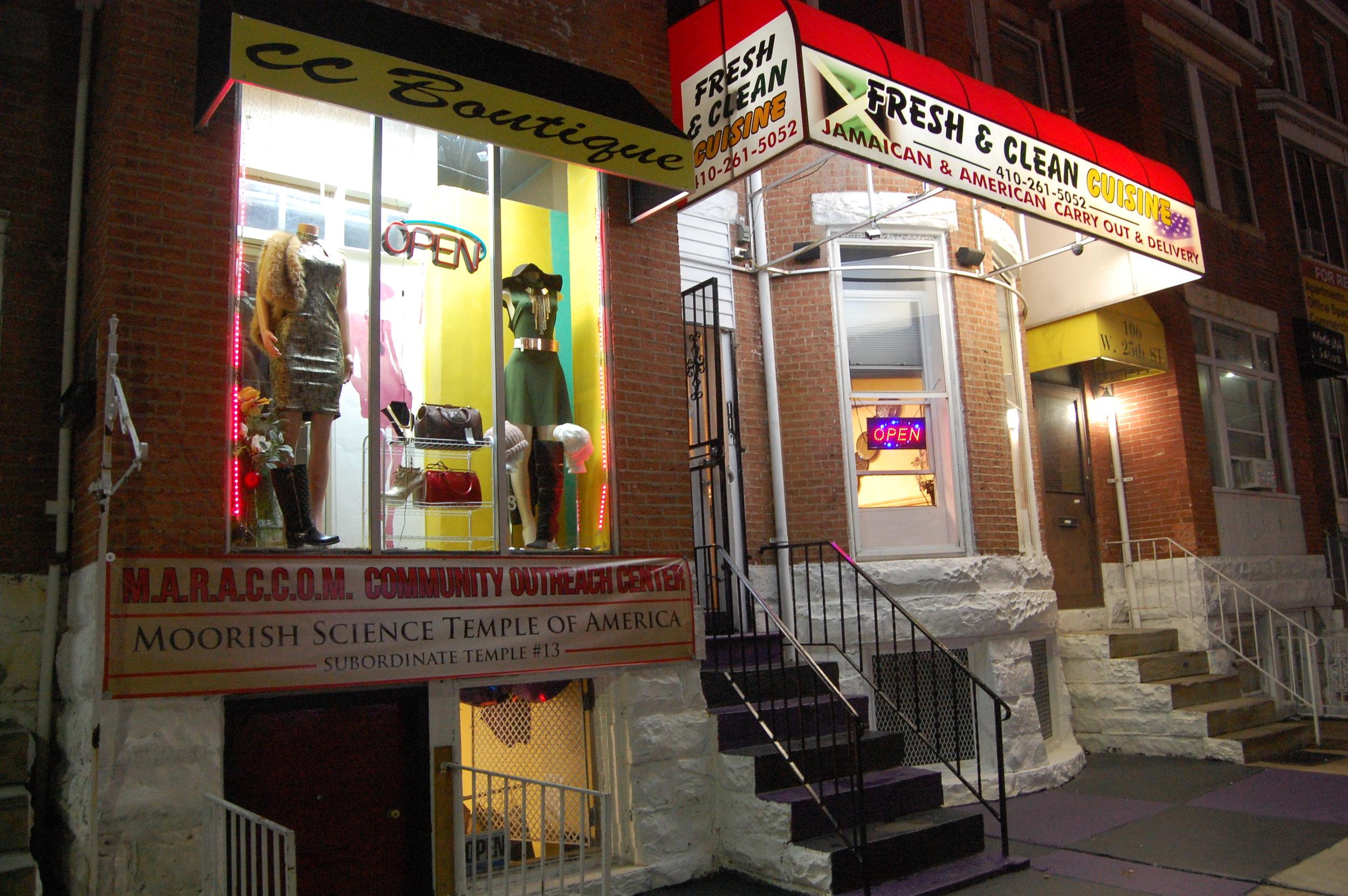 Jamaican Restaurants on 25th St.