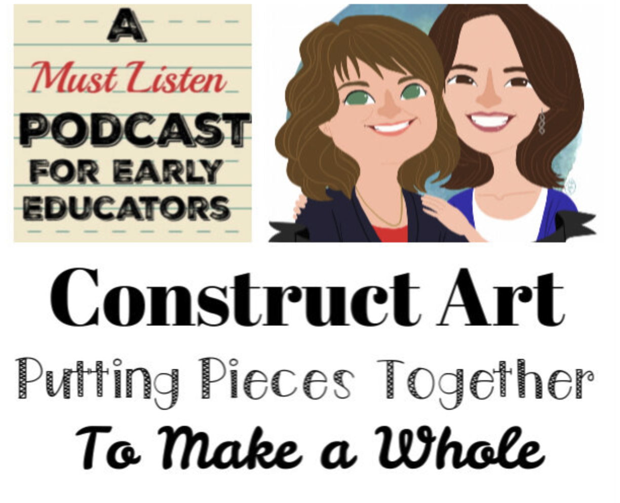 Listen to our podcast to find out more about construct art projects.