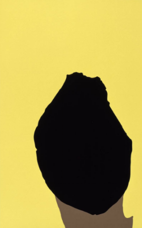 "Gary Hume - ""Yellow Hair"""