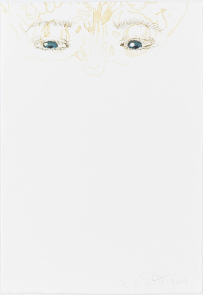 "Kiki Smith - ""Minds Eye"" - 2015"