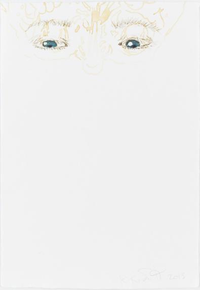 """Kiki Smith - """"Minds Eye"""" - 2015"""