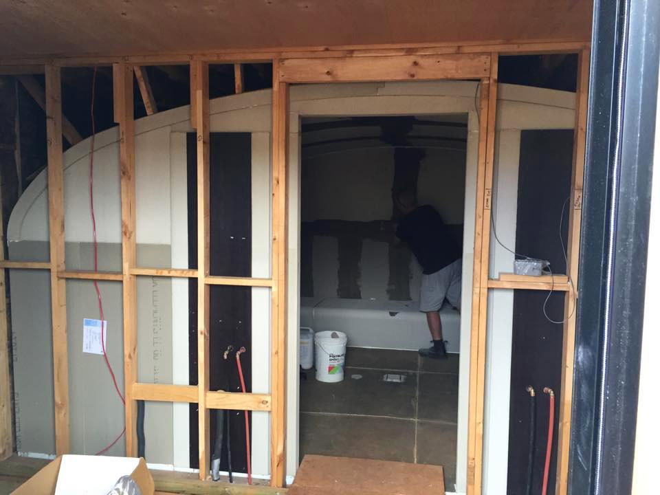 Work in progress: Inside view
