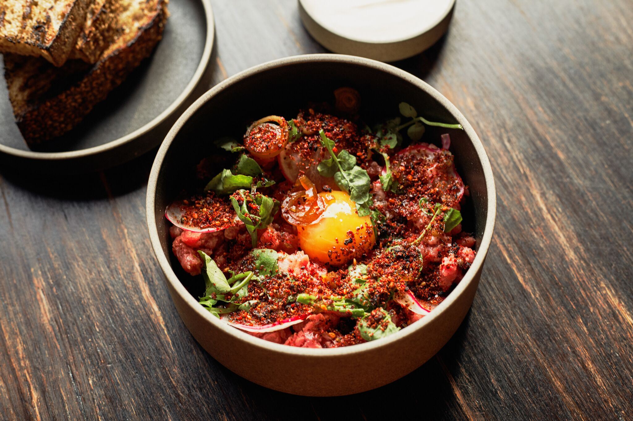 A NEW DAY FOR BEEF TARTARE  | THE NEW YORKER