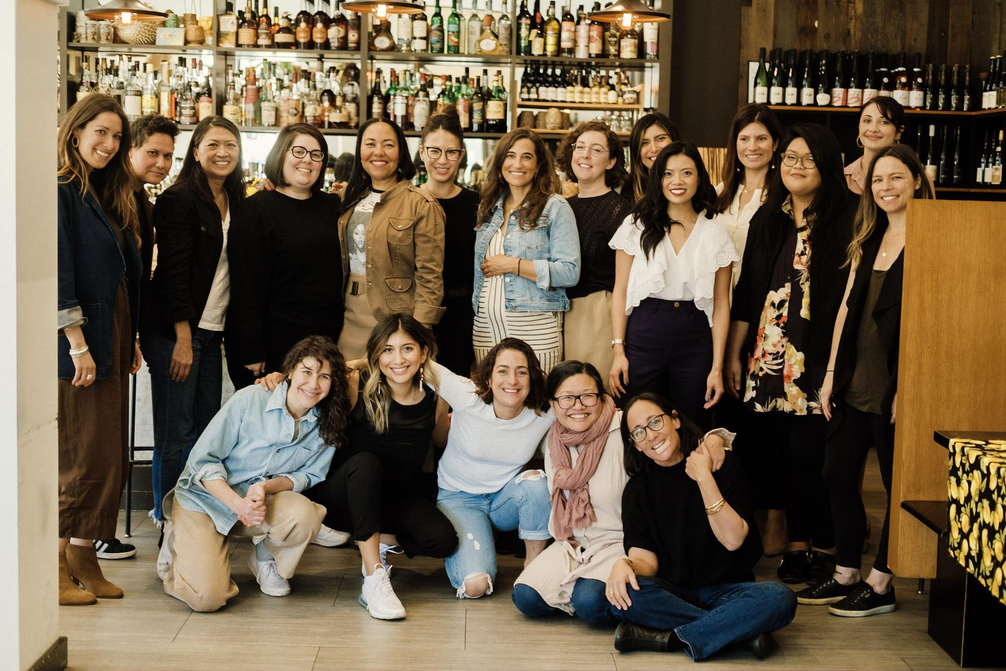 LA's Top Female Restaurateurs Celebrate International Women's Day at HLAY