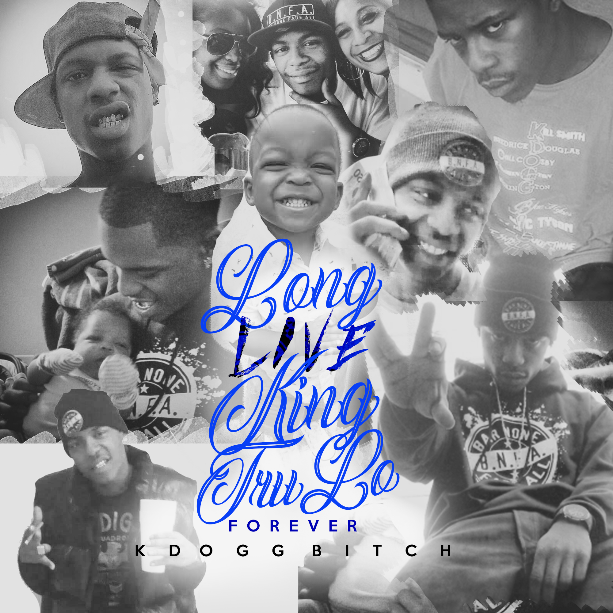 "New Album - The long awaited project from KDOGG bitcH, ""Long Live King TruLo"" is finally here. Click the cover art to download and stream."