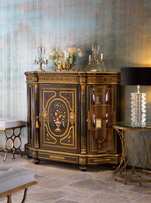 Antique traditional and contemporary furniture