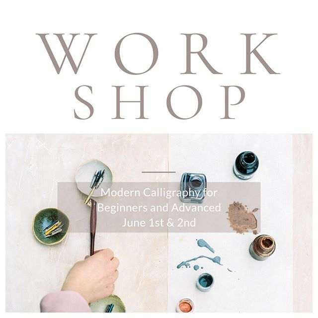 :: Lovely people, it's workshop time again! Next weekend, we are hosting 2 workshops for Beginners and for more experienced calligraphers in the beautiful stationery shop @paperbird.papeterie. All materials, snacks and drinks are included. ⠀⠀⠀⠀⠀⠀⠀⠀⠀ Begginers: Saturday, June 1st | 14:00 - 17:00 Advanced: Sunday, June 2nd | 10:00 - 13:00 Location: @paperbird.papeterie , Löwengasse 17, 1030 Vienna Registration: Link in Bio . . . #calligraphyworkshop #creativeworkshop#christmasworkshop #christmasgifts#neverstoplearning #vienna#viennaworkshop #workshopinvienna#kalligrafie #kalligrafieworkshop#modernekalligrafieworkshop#modernekalligrafie#geschenkeverpacken#weihnachtsworkshop#weihnachtsgeschenk #workshopinwien#wien #kreativeswien #kreativesschreiben