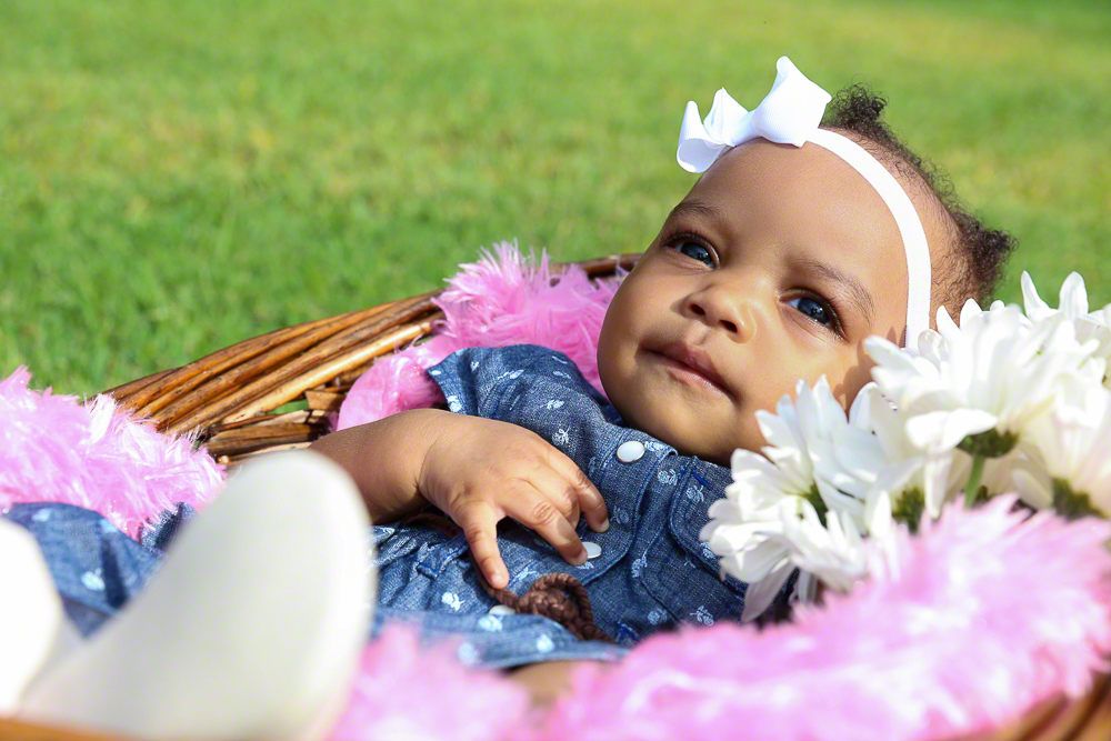 Lifestyle Family Portrait of Beautiful Baby | Atlanta + Dallas Fashion, Business, & Lifestyle Portrait Studio and Outdoor Photographer | ksimonphotography.com | © KSimon Photography, LLC