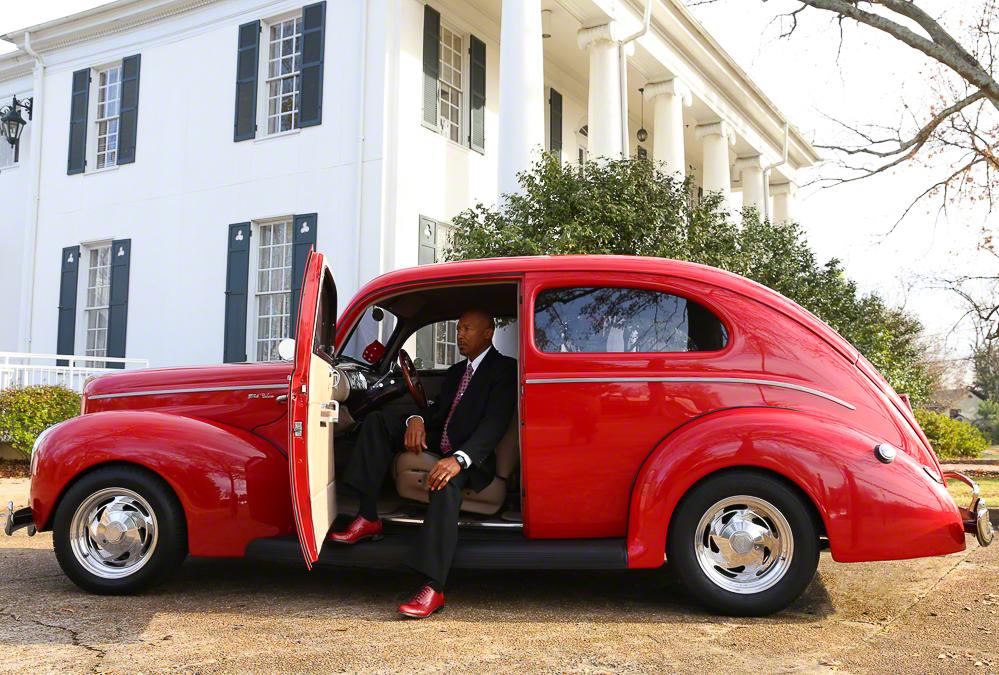Fashion Portrait of Distinguished Gentleman | Atlanta + Dallas Fashion, Business, & Lifestyle Portrait Studio and Outdoor Photographer | ksimonphotography.com | © KSimon Photography, LLC