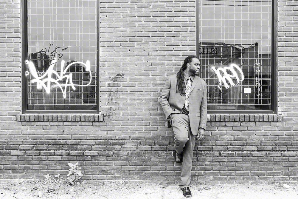 Fashion Headshot of Debonair Gentleman | Atlanta + Dallas Lifestyle, Fashion & Business Portrait Studio and Outdoor Photographer | ksimonphotography.com | © KSimon Photography, LLC