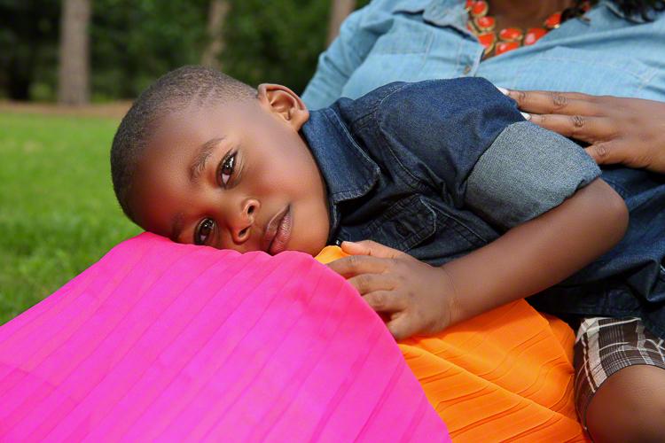 Lifestyle Family Portrait | Atlanta + Dallas Lifestyle, Fashion, & Business Portrait Studio and Outdoor Photographer | ksimonphotography.com | © KSimon Photography, LLC